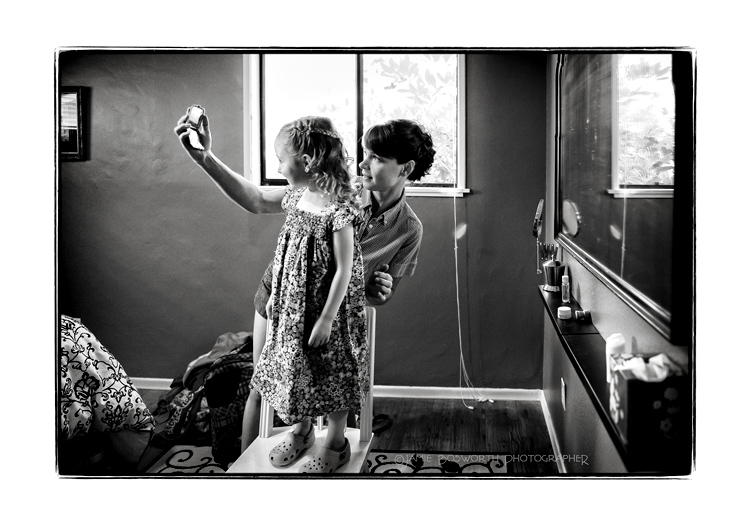 Comparing-hairdos-before-the-wedding-Jamie-Bosworth-Photographer